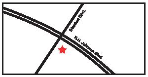 SCW Posse map
